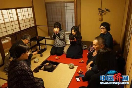 中国黄檗文化访问团访日 架设两国友谊桥梁2