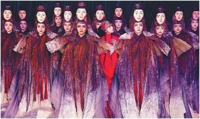 海丝文化力作 《平潭映象》下月9日开启全球巡演