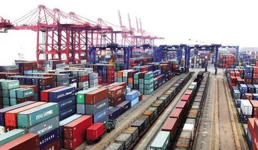 今年前11月连云港口岸新亚欧大陆桥运输货物超90万吨