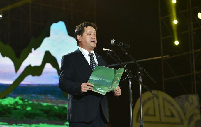 河池市人民政府副市长韦祖林