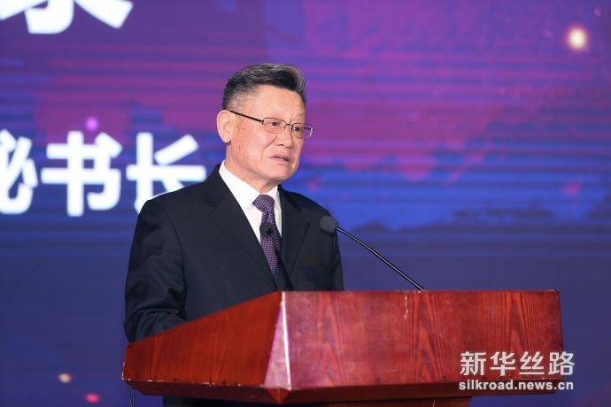 联合国前副秘书长 沙祖康 新华社王吉如摄
