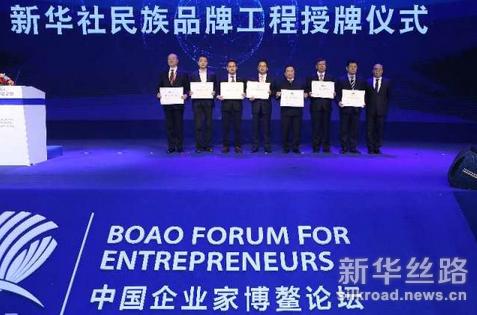 2017中国企业家博鳌论坛开幕3