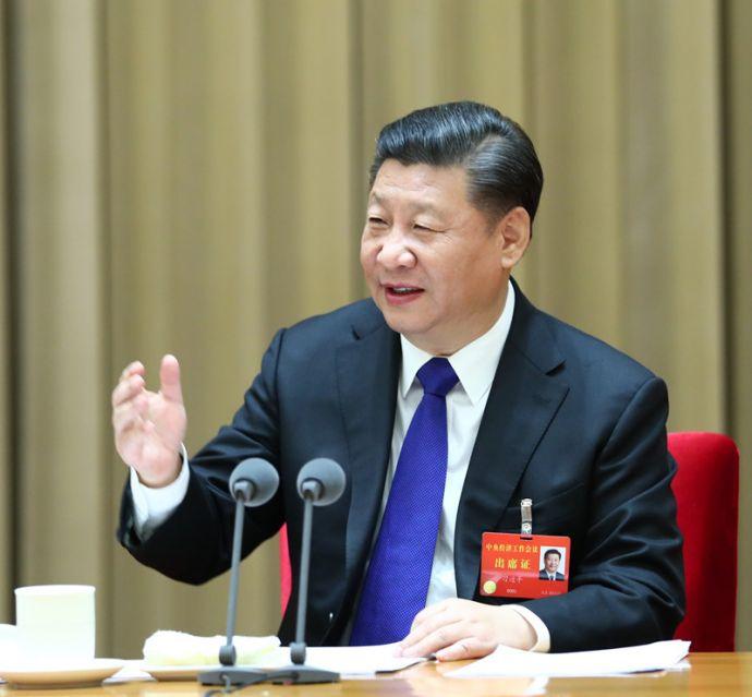 12月18日至20日,中央经济工作会议在北京举行。中共中央总书记、国家主席、中央军委主席习近平发表重