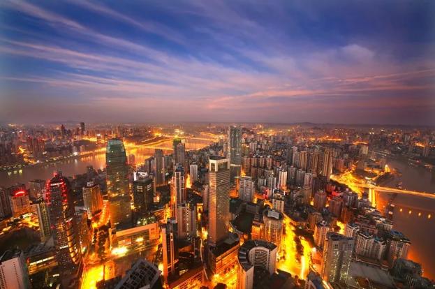 重庆舞龙将为时代广场新年倒计时拉开庆典序幕2