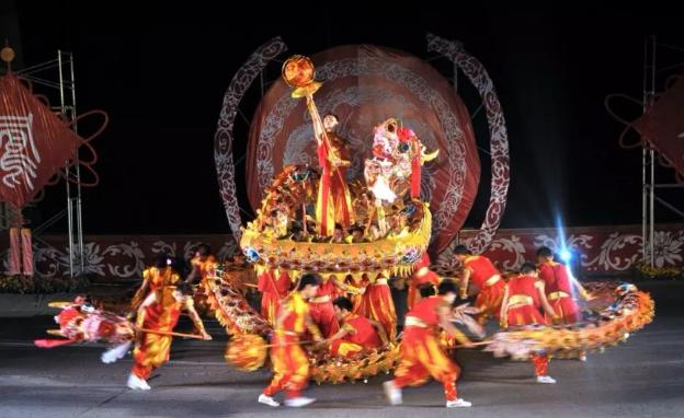 重庆舞龙将为时代广场新年倒计时拉开庆典序幕3