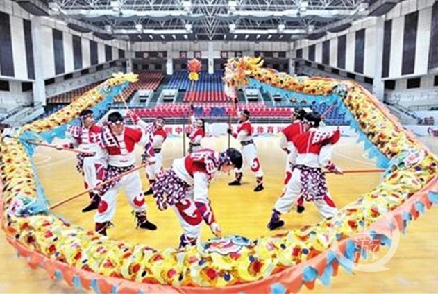 铜梁龙舞3