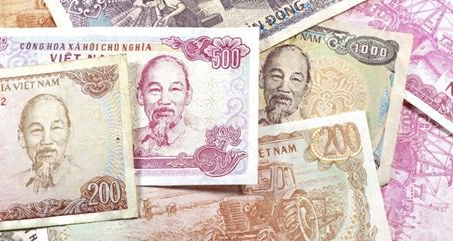 Hanoi April 9 Xinhua Vietnam S Central Bank On Monday Decreased Its Reference Exchange Rate Between Vietnamese Dong And U Dollar By 2