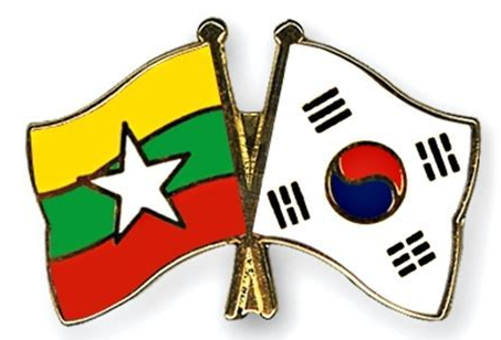 Image result for myanmar korea trade