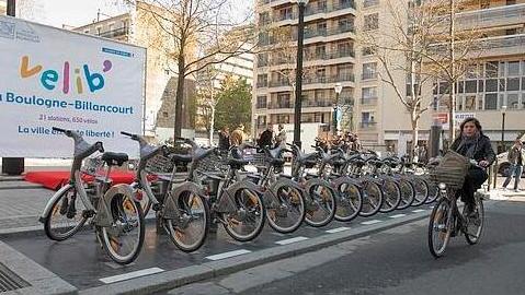 法国共享单车出现的危机和解决措施