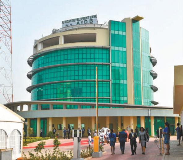 中企承建非洲开发银行办公楼18日正式启用