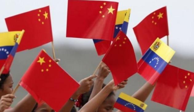中国-委内瑞拉