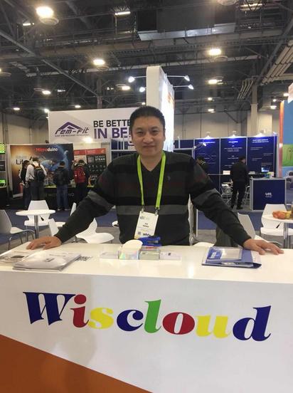 """中国什么样的一家科技企业居然可以""""征服""""美国CES展会1"""
