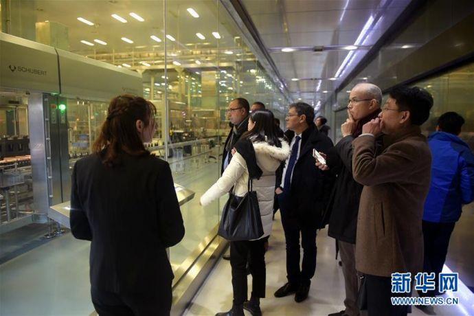 突尼斯卫生部门官员访问江西考察中医药行业22
