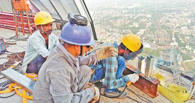 中企在斯建设南亚第一高塔 催生斯里兰卡超高层建筑标准规范