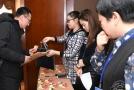 长春市十五届人民代表大会第二次会议代表今日报到(图集)