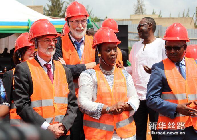 中企承建医院将为卢旺达民众提供医疗服务