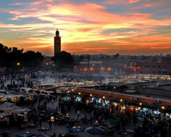 春节出境游热潮涌向摩洛哥