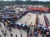 海南春节搭建调声普法大舞台