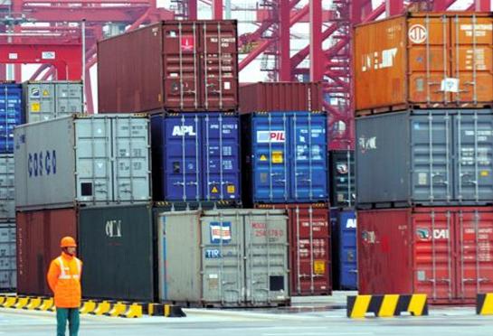 """上海海关关区1月对""""一带一路""""沿线进出口1246.8亿元"""