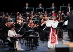 """""""一带一路""""马中友好钢琴交响音乐会在吉隆坡举行"""