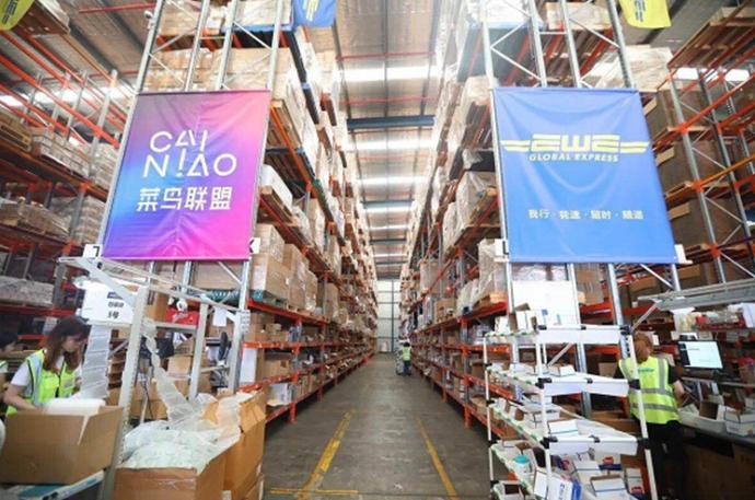 """菜鸟将在全球推""""新物流"""" 让全球好货在72小时内拥抱中国市场"""