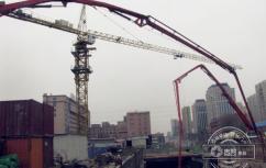 长春地铁2号线东环路站已进入装修阶段