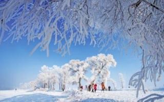 """吉林:""""白雪换白银"""" 雾凇岛的嬗变之路"""