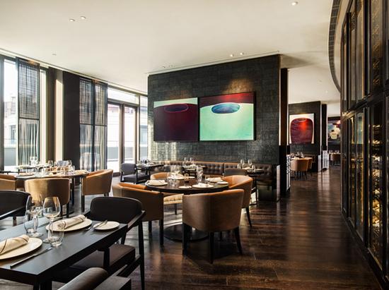 镛舍Café Gray Deluxe 当代欧陆餐厅即将登陆上海1