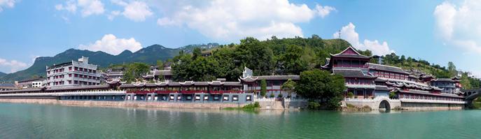 温泉之城 长寿石阡2