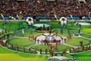 世界杯开幕式:罗纳尔多秀球技!