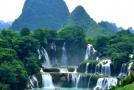 太壮观了!实拍亚洲第一大跨国瀑布