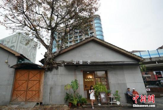 探访台北1914文化创意产业园区2