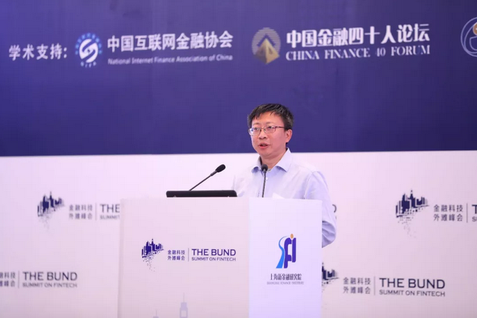 """纪志宏:金融服务核心目标并非""""风险零容忍""""1"""