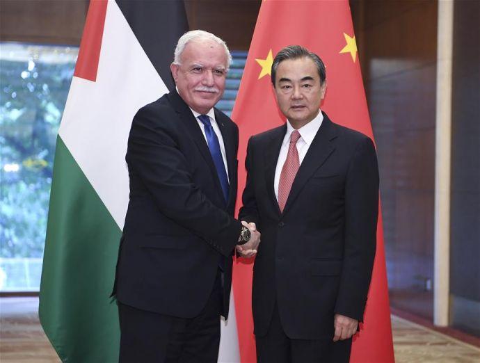中国-阿拉伯国家