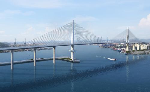 中国交建-中国港湾联营体中标巴拿马运河四桥项目2(网站)