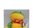 产品名称:Offertissima 毛绒玩具。缺陷及后果:小部件可能会从玩具上脱落,可碰到纤维填充材料。