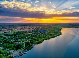美丽的七星湖