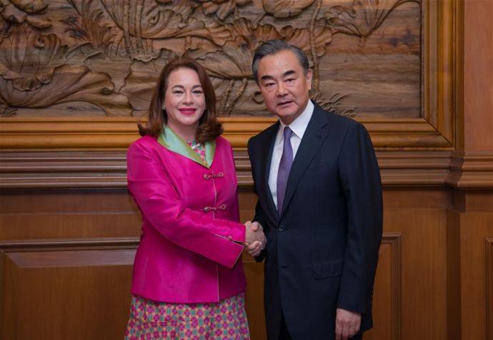 CHINA-BEIJING-WANG YI-UN-TALKS (CN)