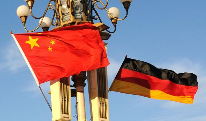 中国-德国