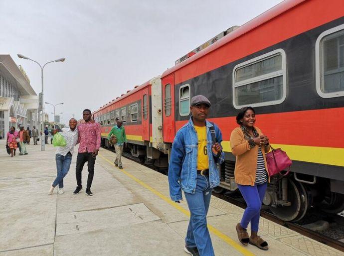 本格拉铁路,连接安哥拉洛比托走廊的交通大动脉1