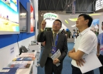 新华丝路在重庆智博会上吸引多方关注