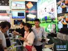 第十四届平壤秋季国际商品展览会17日在平壤三大革命展示馆开幕,来自朝鲜、中国、古巴、意大利、澳大利亚等国家和地区的320多家企业参展。