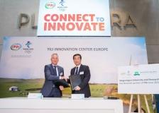 伊利宣布其欧洲研发中心升级为创新中心