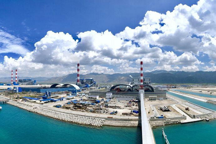 energy china