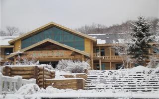 吉林莲花山滑雪场雪道及配套设施情况