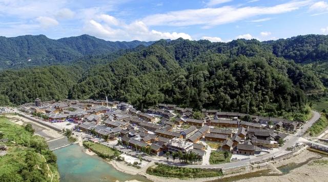 贵州石阡 旅游资源富集之地5