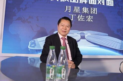 丁佐宏:通过进博会打造更适合中国市场的家居产品2