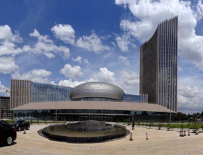 Chinese-built regional landmark sets new engineering