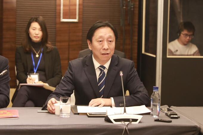 """河钢德高""""丝路能源钢铁公司""""项目成为中国企业国际化发展经典案例1"""