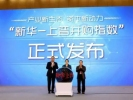 """作为并购金融功能性指标,""""新华—上普并购指数""""由中国经济信息社、上海金融业联合会、上海联合产权交易所、华东师范大学、上海科技金融产业集聚区共"""